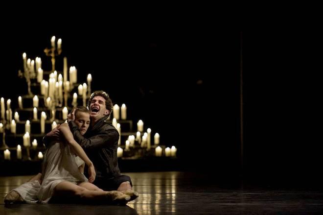Ballett Zürich - Romeo und Julia- Ballett von Christian Spuck n